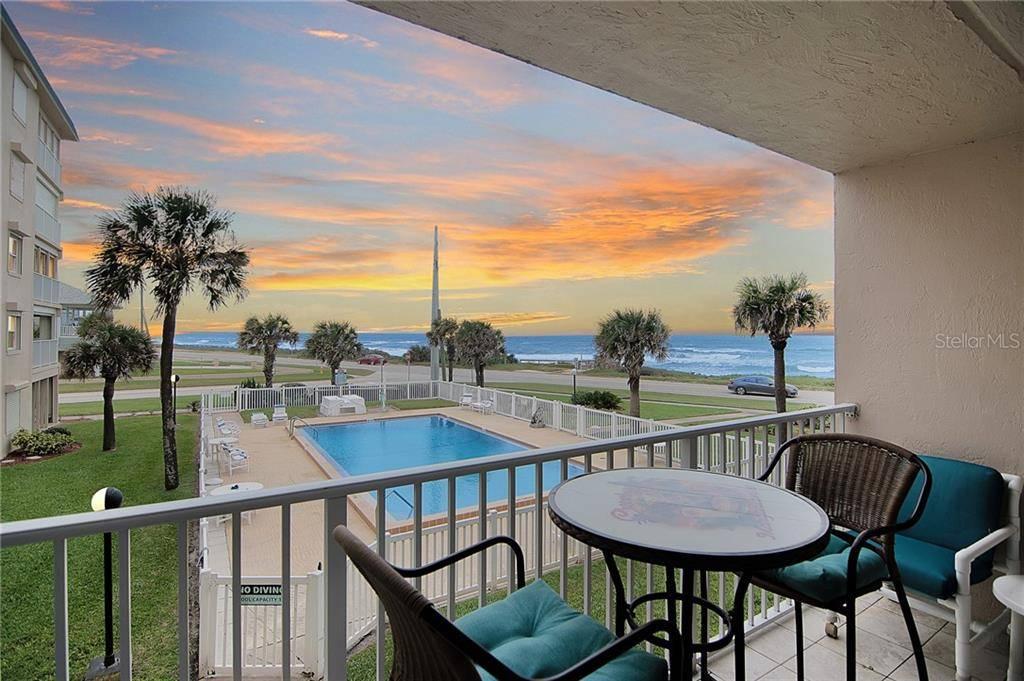 Beachfront Condo - 2294 OCEAN SHORE BOULEVARD #2030, Ormond Beach, FL...
