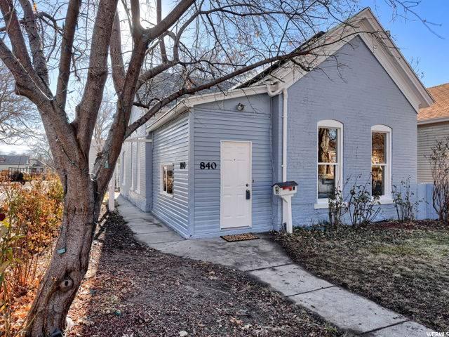 Homes for sale - 840 E 100 S, Salt Lake City, UT 84102 – MLS#171969...