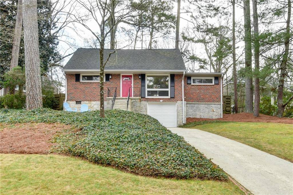 2747 Ridgemore RD NW, Atlanta, GA 30318 – MLS#6830...