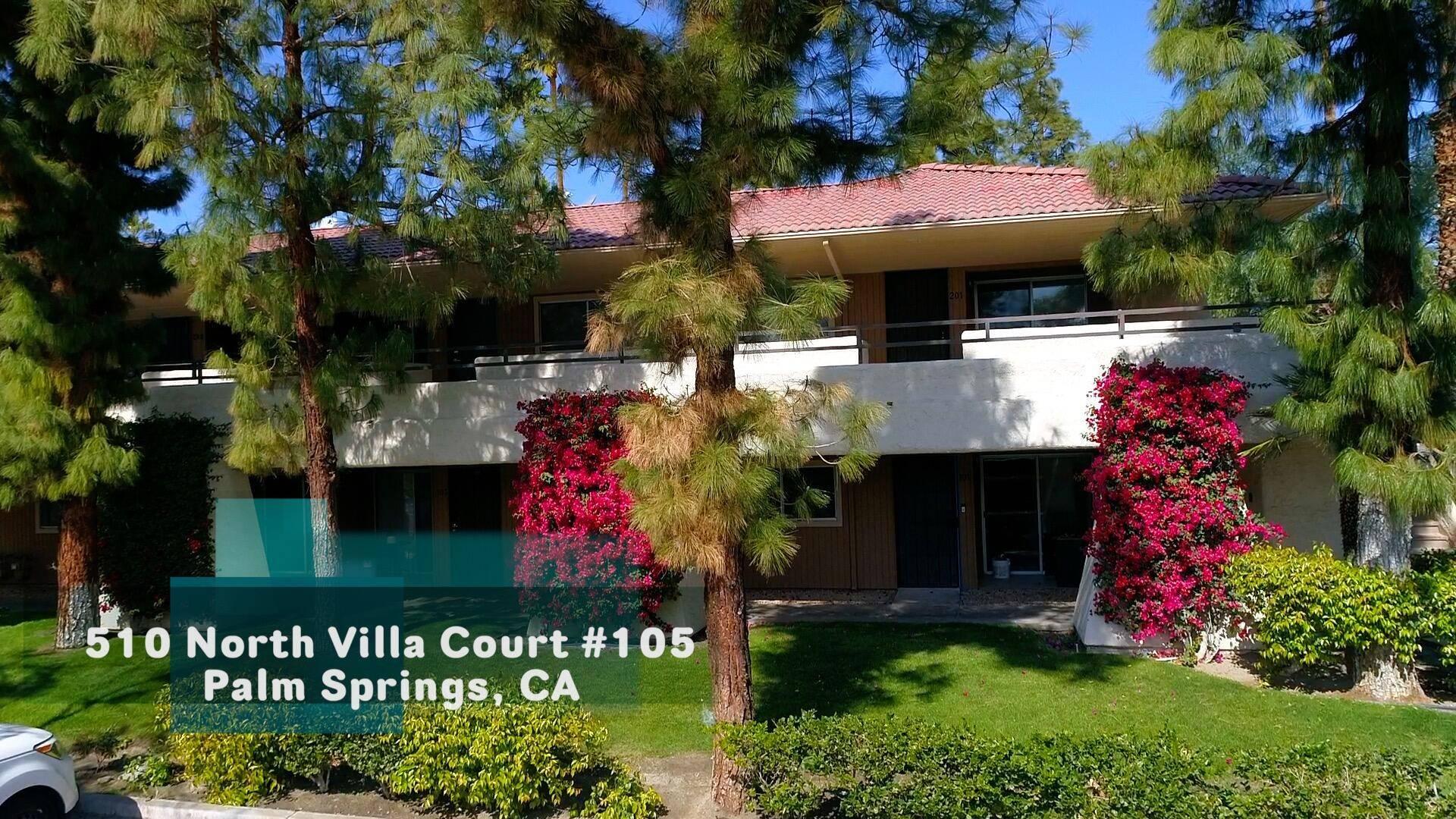 575 N Villa CT #105, Palm Springs, CA 92262 – 219058799 - Paul Kapl...