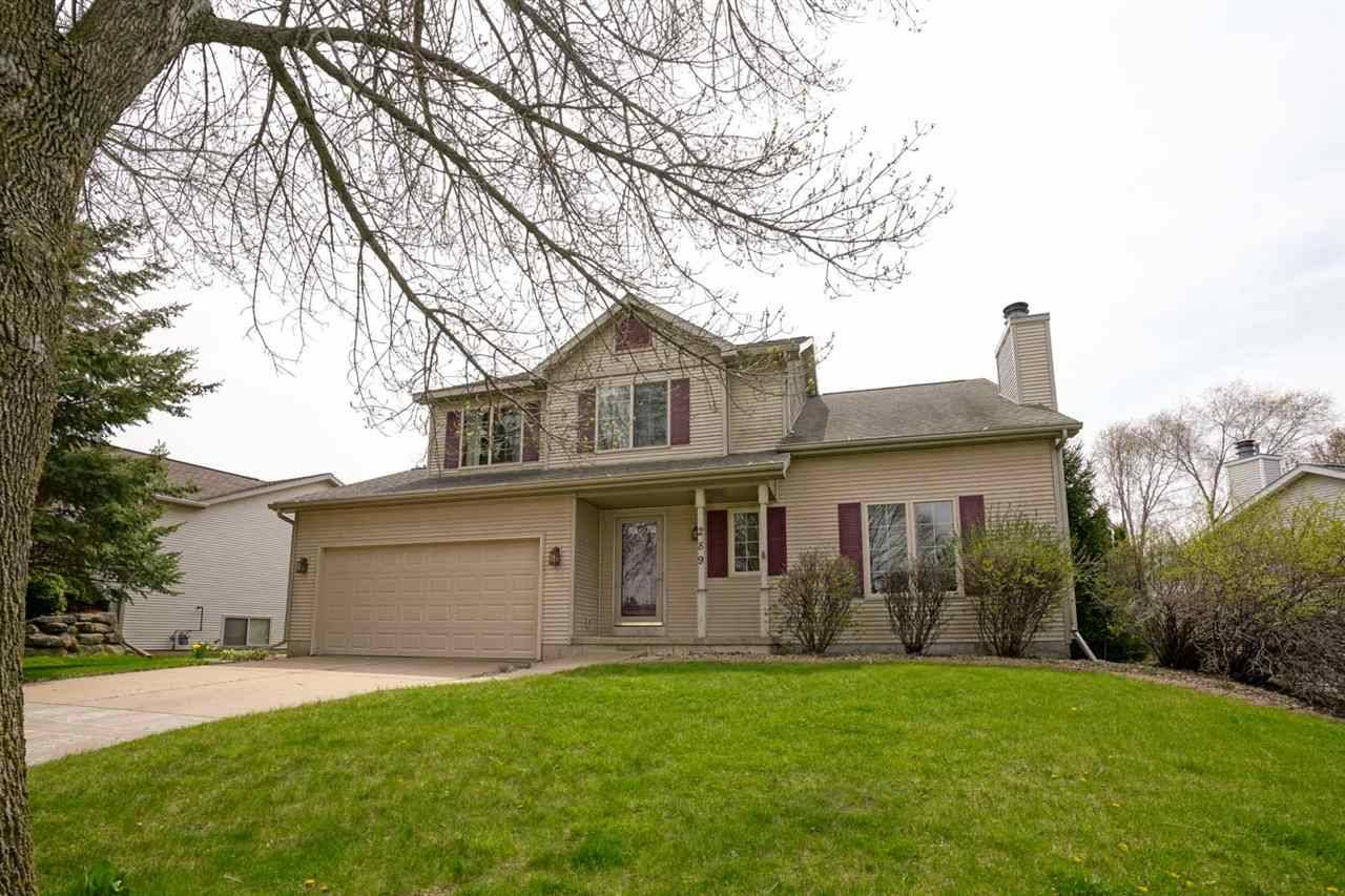 $364,900 - 289 Valley Ridge Dr, Sun Prairie, WI 53590 – MLS#1...