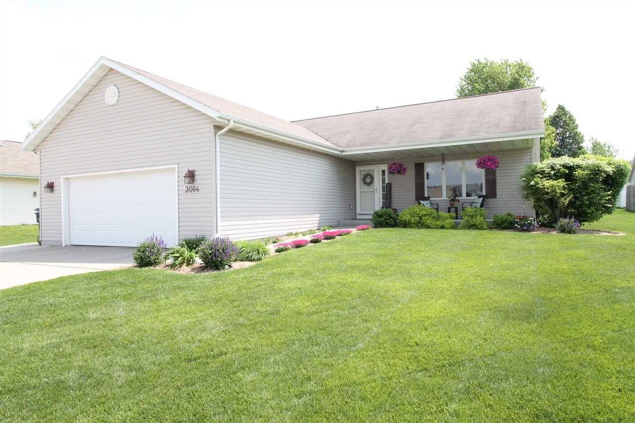 $268,000 - 3084 N Wright Rd, Janesville, WI 53546 – MLS#19100...